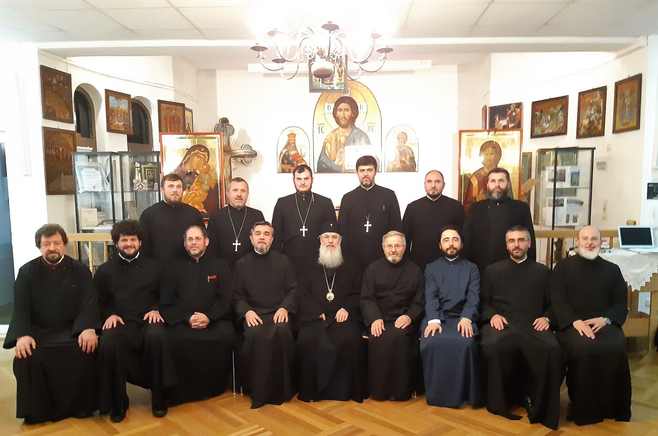 2019 Preoţi ortodocşi români în Austria