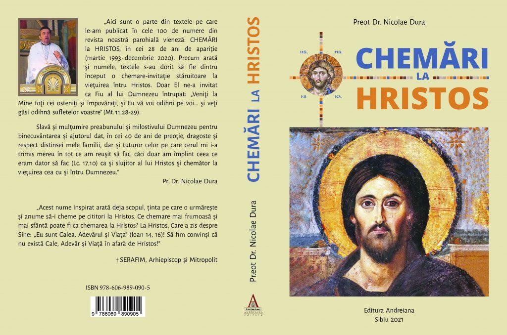 CUVINTE ÎNĂLŢĂTOARE despre cartea CHEMĂRI la HRISTOS