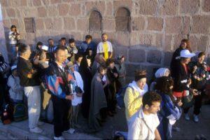 2000-pe Muntele SINAI