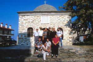 2001- Sf. Munte Athos
